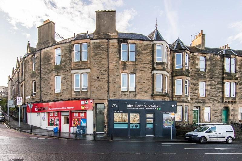 1 Bedroom Property for sale in 6/3, Parsons Green Terrace, Edinburgh, EH8 7AN