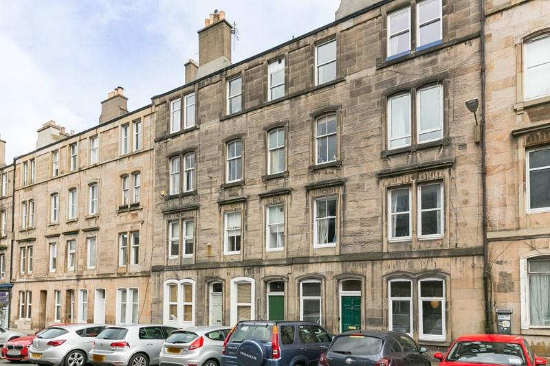 3 Bedrooms Property for sale in 85 Brunswick Street, Edinburgh, EH7 5HS