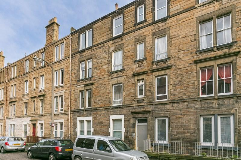 1 Bedroom Property for sale in 7 1F3 Dalgety Avenue, Edinburgh, City Of Edinburgh, EH7 5UF