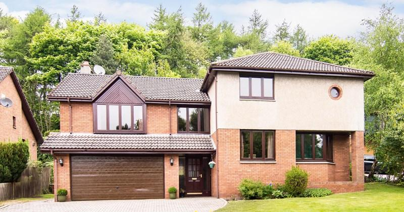 5 Bedrooms Property for sale in 14 Mount Frost Place, Markinch, Glenrothes, Fife, KY7 6JH