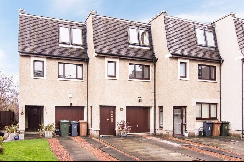 3 Bedrooms Property for sale in 3 Ferryfield, Inverleith, Edinburgh, EH5 2PR