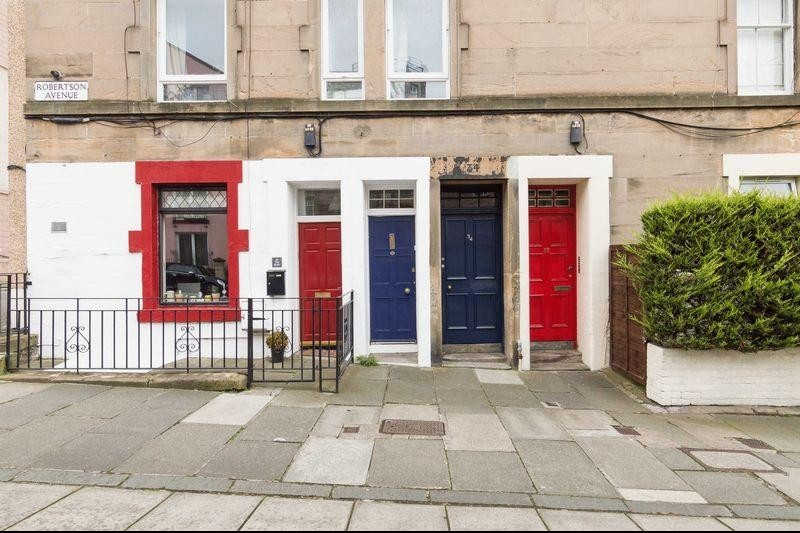 1 Bedroom Property for sale in 34 (3F3) Robertson Avenue, Slateford, Edinburgh EH11 1PS