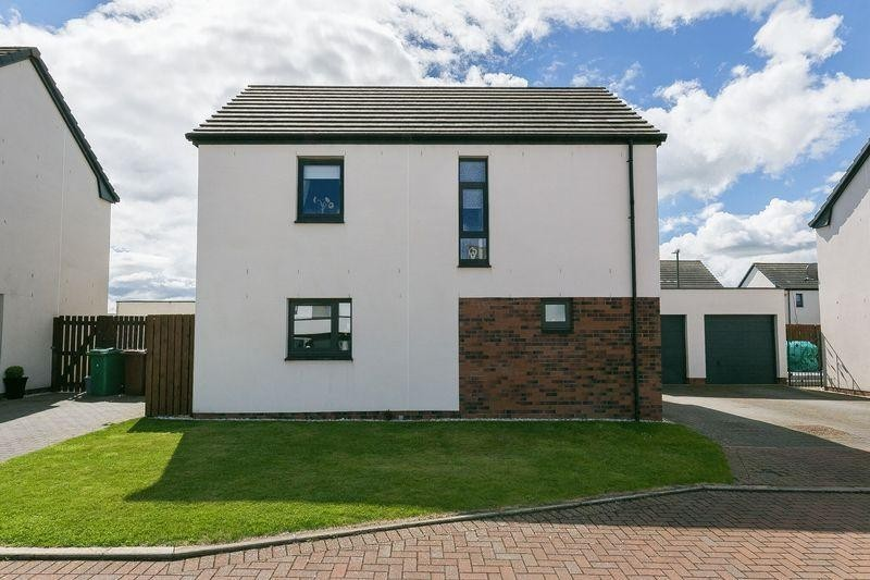 3 Bedrooms Property for sale in 23 George Grieve Way, Tranent, East Lothian, EH33 2QT