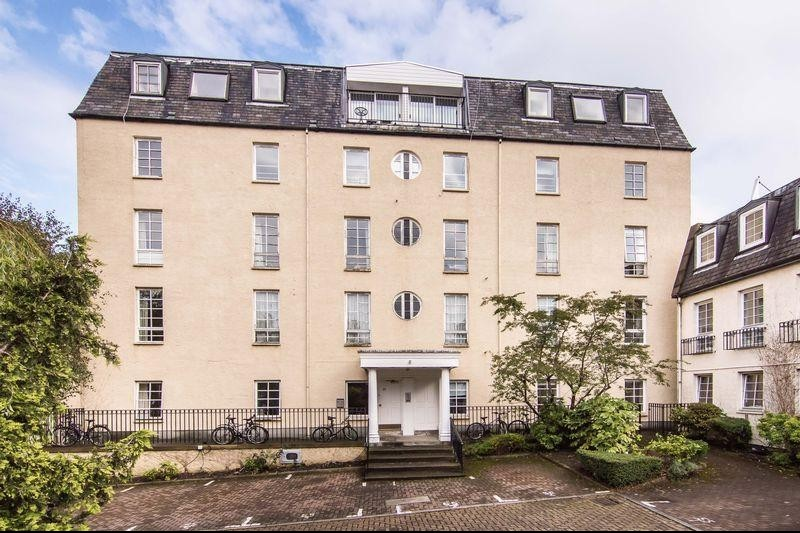 2 Bedrooms Property for sale in 55/13 James Square, Caledonian Crescent, Dalry, Edinburgh, EH11 2AT