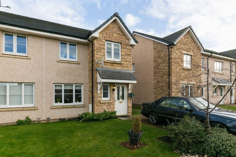 3 Bedrooms Property for sale in 8 Dolphingstone Court, Prestonpans, East Lothian, EH32 9GN