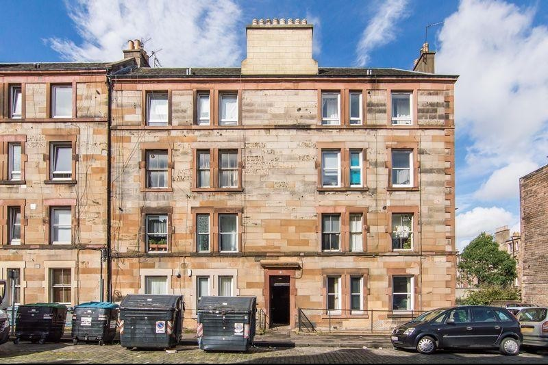 2 Bedrooms Property for sale in Flat 9, 7 Wheatfield Street, Gorgie, Edinburgh, EH11 2NZ