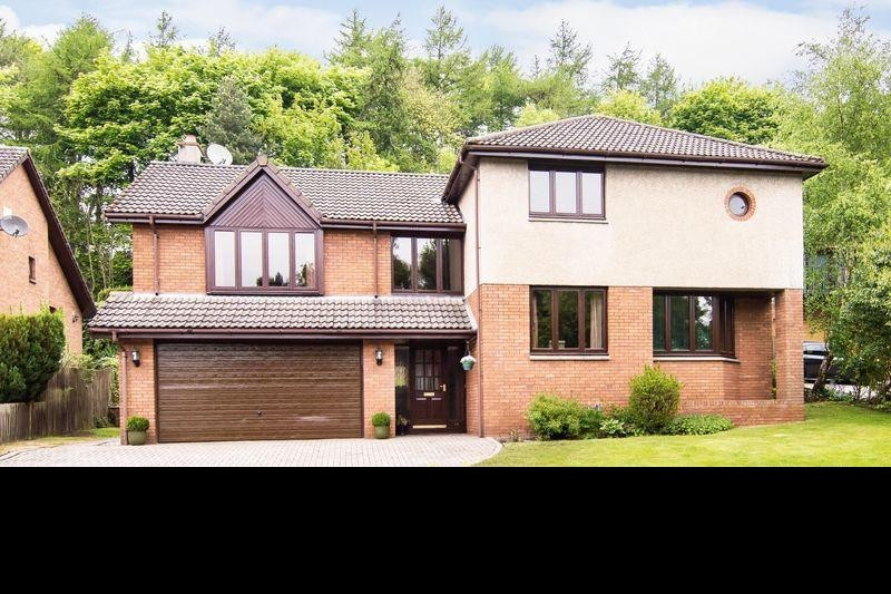 5 Bedrooms Property for sale in 14 Mount Frost Place, Markinch, Fife, KY7 6JH