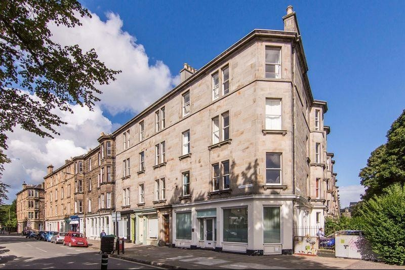 3 Bedrooms Property for sale in 1F2, 28 Sciennes Road, Marchmont, Edinburgh, EH9 1NX