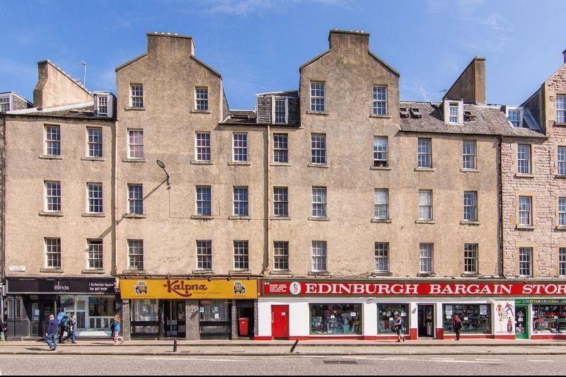 1 Bedroom Property for sale in Flat 16, 4 St. Patrick Square, Newington, Edinburgh, EH8 9EZ