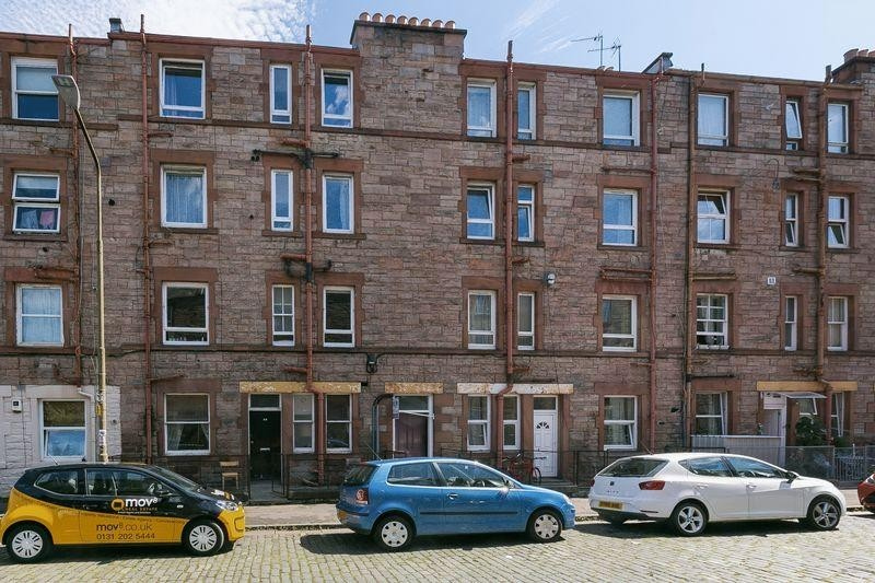 1 Bedroom Property for sale in 20/7 Smithfield Street, Gorgie, Edinburgh, EH11 2PQ