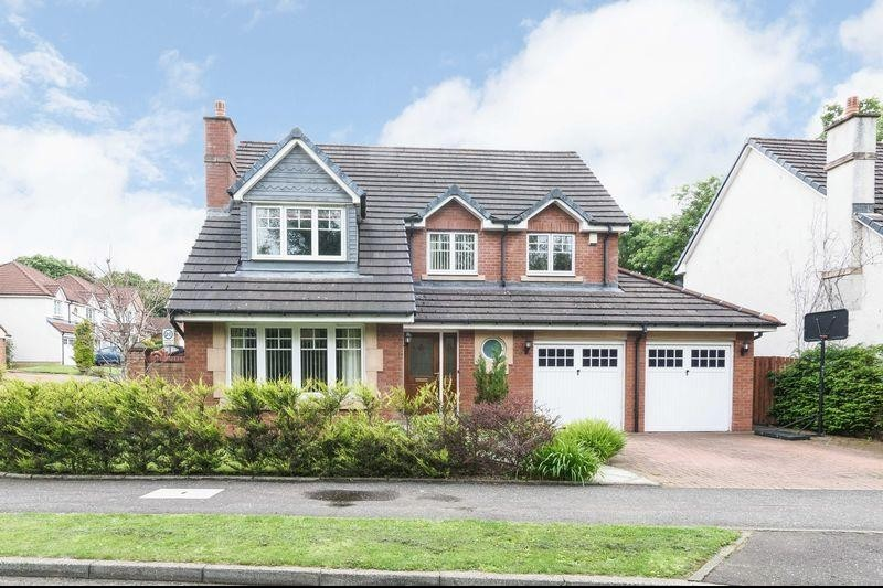 4 Bedrooms Property for sale in 52 Murieston Valley, Murieston, Livingston, EH54 9HB