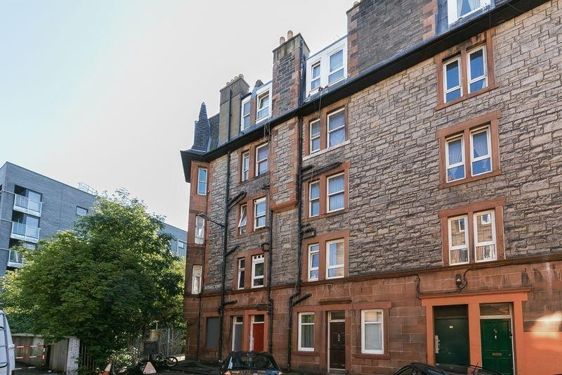 1 Bedroom Property for sale in 1F2, 32 Bothwell Street, Easter Road, Edinburgh, EH7 5PU