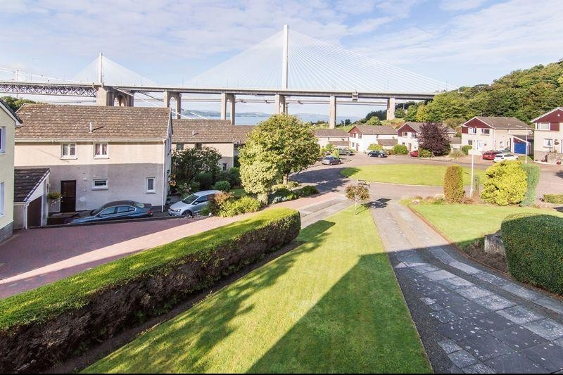 4 Bedrooms Property for sale in 21 Inchcolm Drive, North Queensferry, Fife KY11 1LD