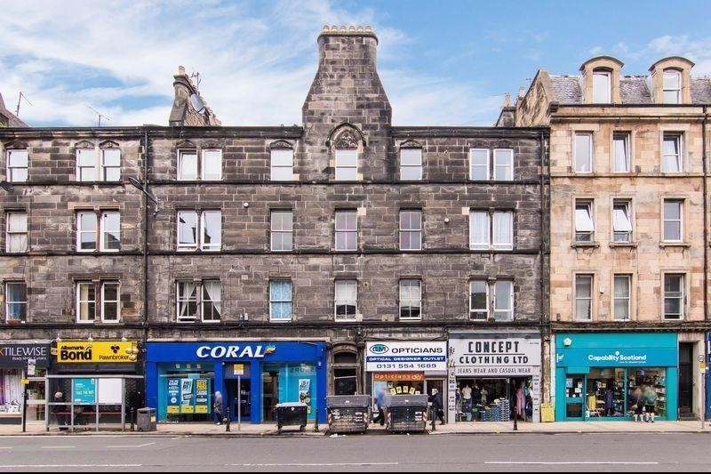 2 Bedrooms Property for sale in 2F3, 22 Great Junction Street, Leith, Edinburgh, EH6 5LA