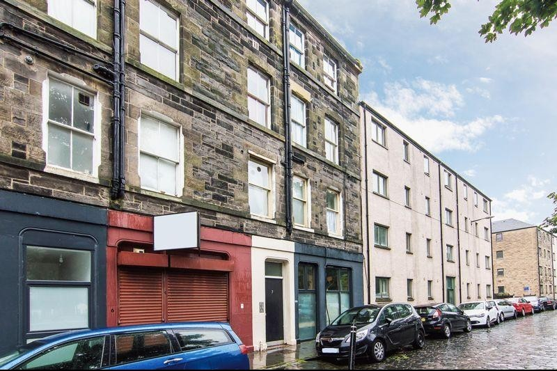 1 Bedroom Property for sale in 3F2, 7 Yardheads, Leith, Edinburgh, EH6 6BU