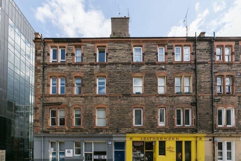 1 Bedroom Property for sale in 3F2, 29 Lauriston Street, Lauriston, Edinburgh, EH3 9DQ