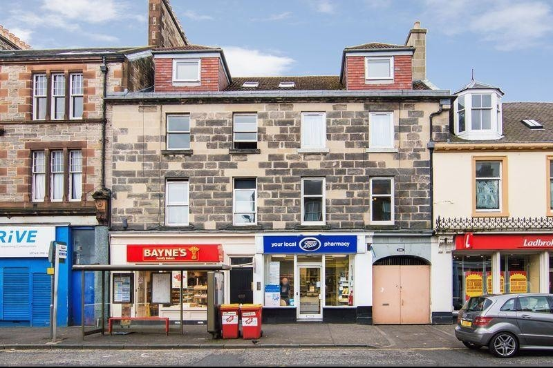 2 Bedrooms Property for sale in 104a North High Street, Musselburgh, East Lothian, EH21 6AS