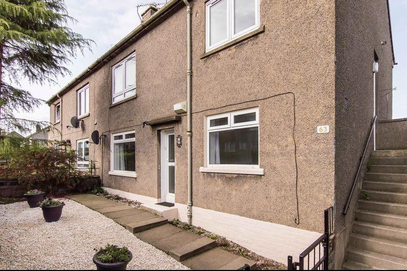 2 Bedrooms Property for sale in 61 Gilmerton Dykes Avenue, Gilmerton, Edinburgh, EH17 8ND