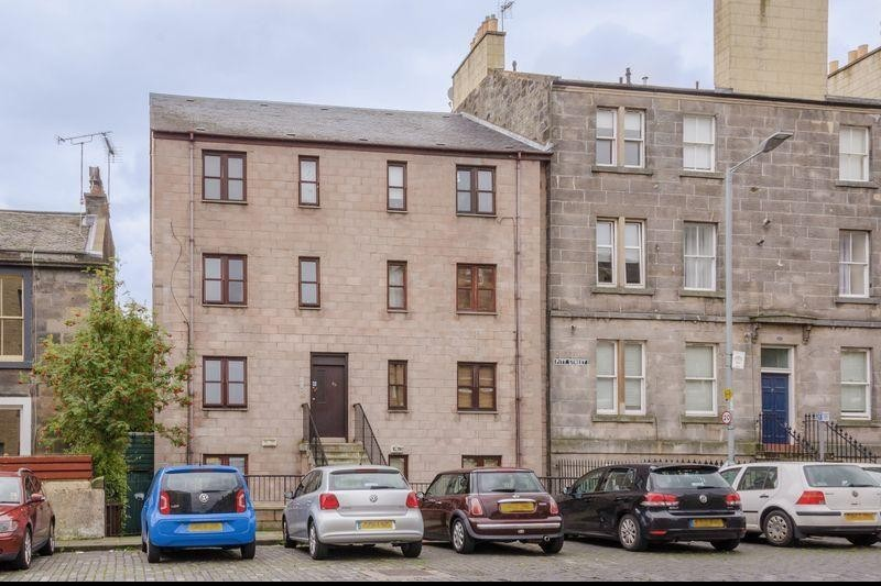 1 Bedroom Property for sale in 80/3 Pitt Street, Leith, Edinburgh, EH6 4DB