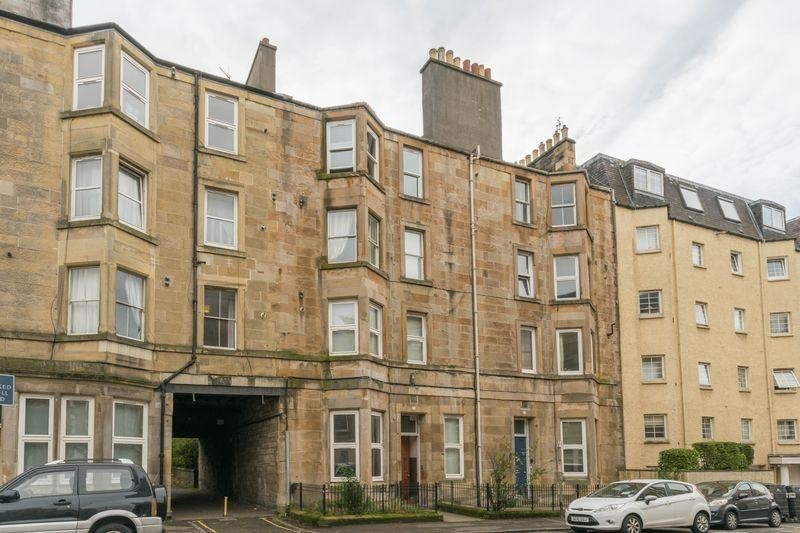 1 Bedroom Property for sale in 41/11 Caledonian Crescent, Dalry, Edinburgh, EH11 2AQ