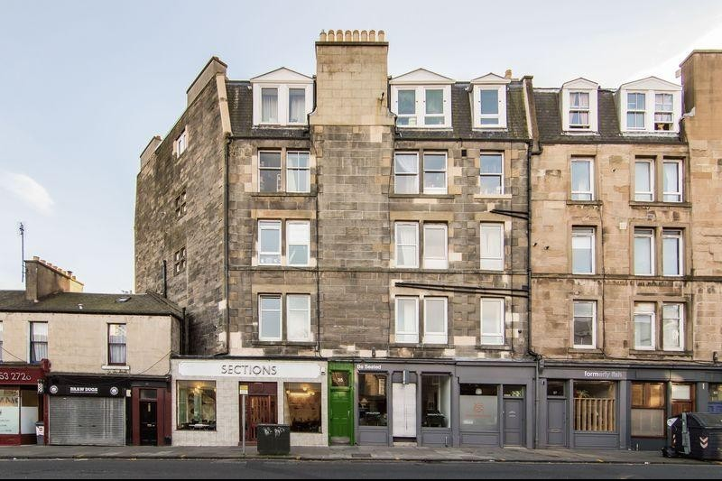 3 Bedrooms Property for sale in 35,1F1 Ferry Road, Leith, Edinburgh EH6 4AD
