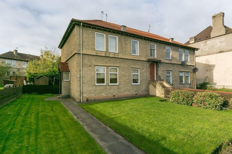 2 Bedrooms Property for sale in 13 Lochend Drive, Lochend, Edinburgh, EH7 6DP