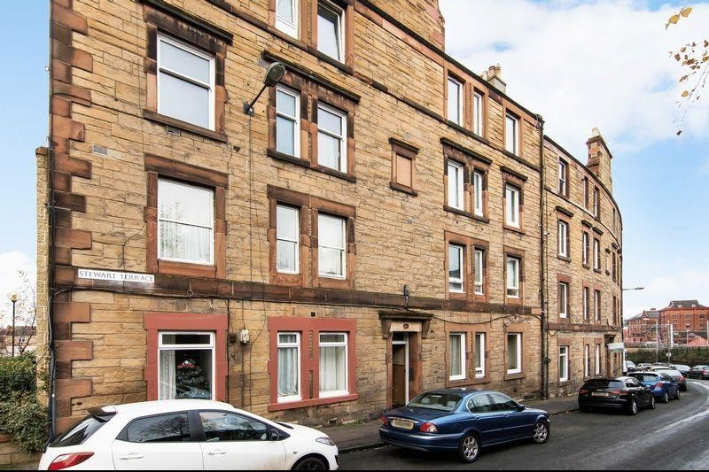 1 Bedroom Property for sale in 48/4 Stewart Terrace, Gorgie, Edinburgh, EH11 1UJ