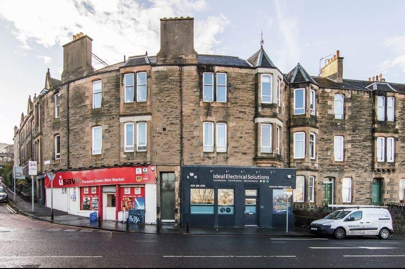 1 Bedroom Property for sale in 6/3 Parsons Green Terrace, Meadowbank, Edinburgh, EH8 7AN