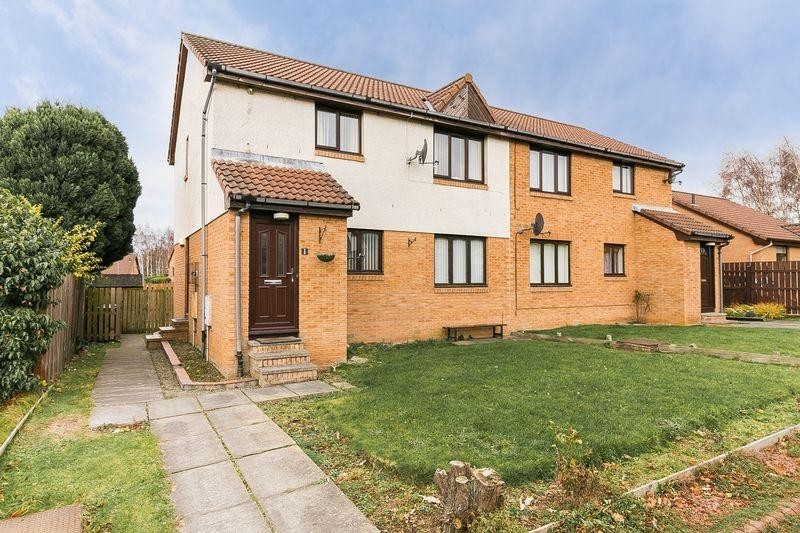 2 Bedrooms Property for sale in 1 Corrie Court, Newtongrange, Dalkeith, Midlothian, EH22 4QT
