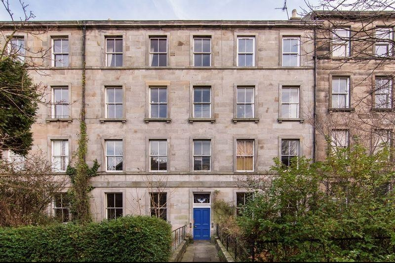 2 Bedrooms Property for sale in 2/7 Gladstone Terrace, Marchmont, Edinburgh, EH9 1LX