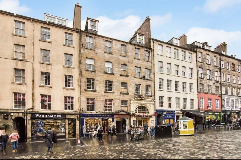 1 Bedroom Property for sale in Flat 5, New Assembly Close, 142 High Street, The Royal Mile, Edinburgh, EH1 1QQ