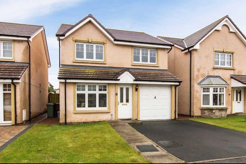 4 Bedrooms Property for sale in 8 Chesterhall Avenue, Macmerry, East Lothian, EH33 1QJ