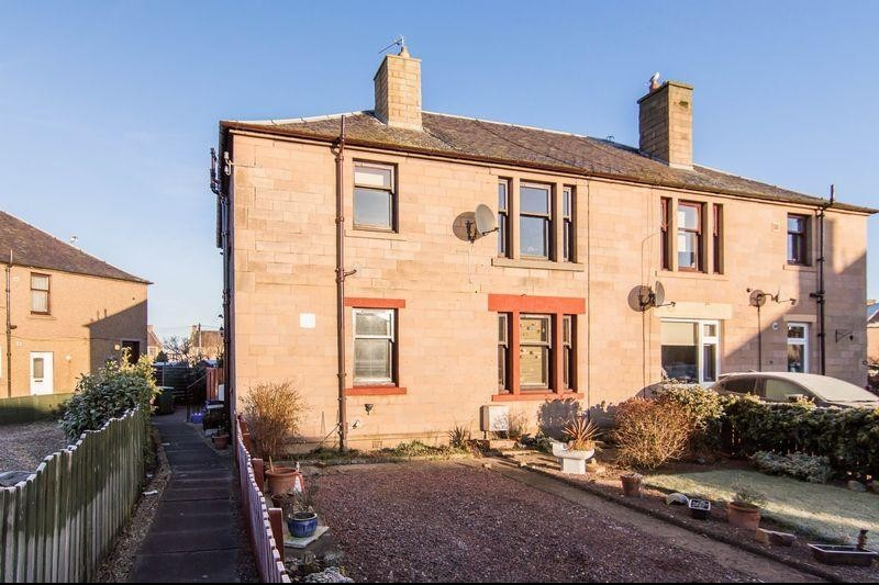 2 Bedrooms Property for sale in 19 Whitecraig Crescent, Whitecraig, Musselburgh, East Lothian, EH21 8NG