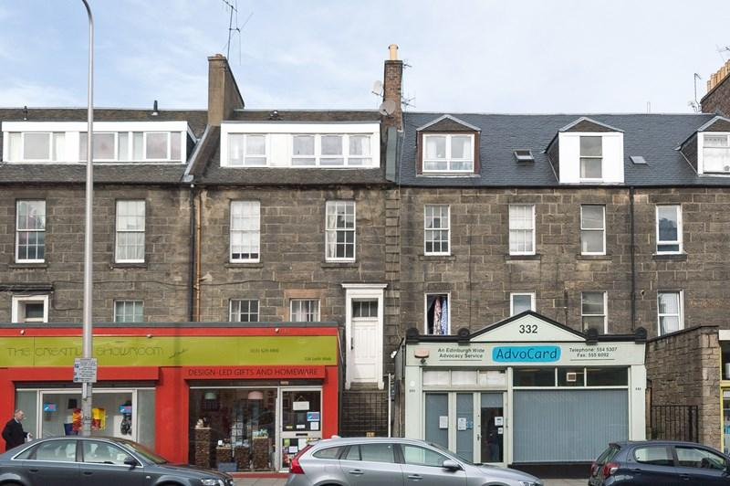 Property For Sale In Leith Walk