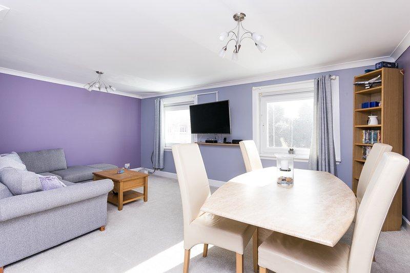 Flat 6 48 Ardshiel Avenue Clermiston Edinburgh Eh4 7hs Flat For Sale