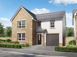 David Wilson Homes The Falkland, Glenluce Drive, Bishopton, Renfrewshire, PA7 5FW